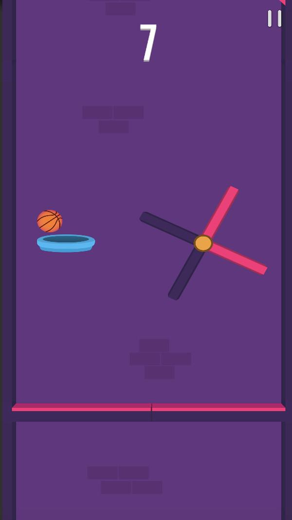 粉碎籃球游戲中文版圖1
