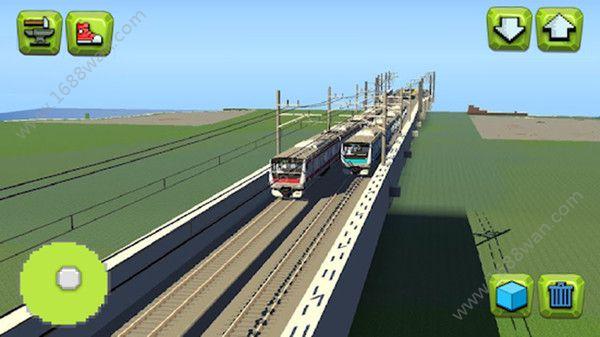 火車礦工游戲手游版截圖1