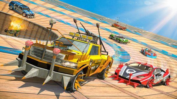 車禍賽車模擬器游戲安卓版截圖3