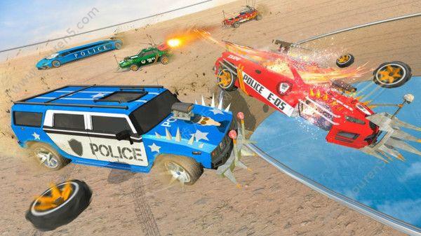車禍賽車模擬器游戲安卓版截圖2