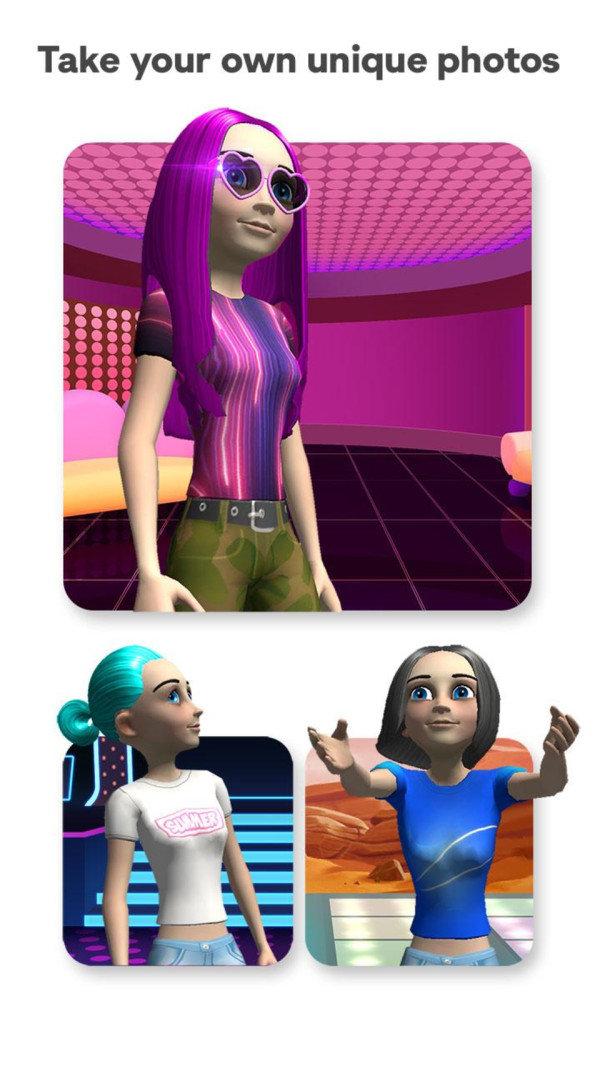 時尚混搭少女游戲安卓版截圖1