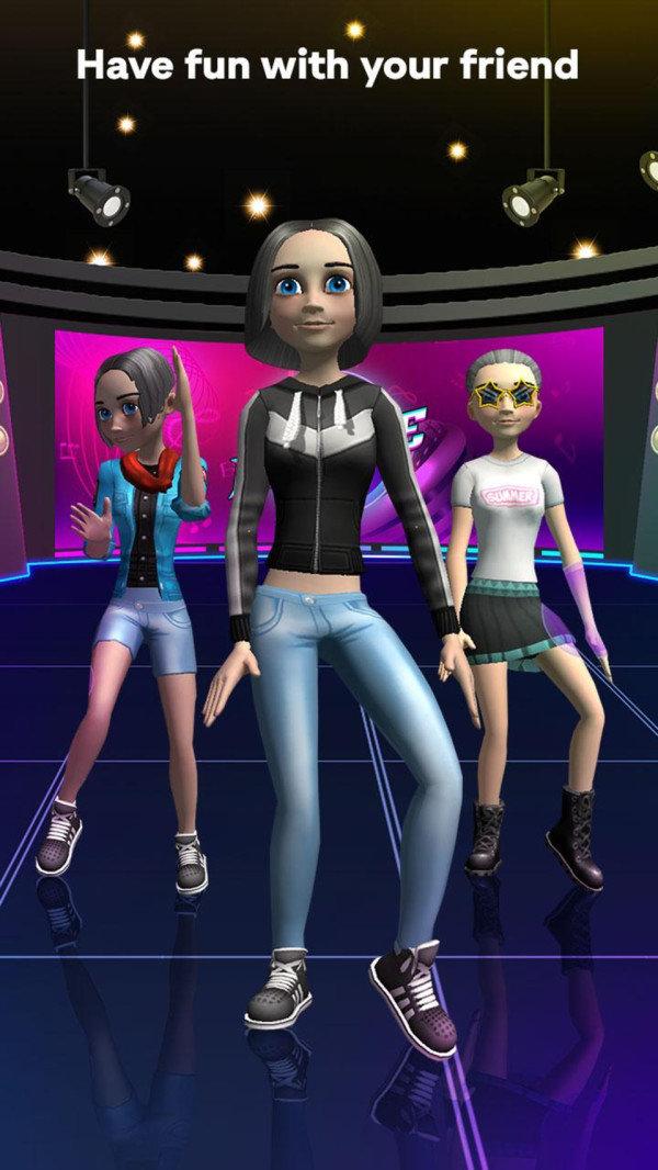 時尚混搭少女游戲安卓版截圖2