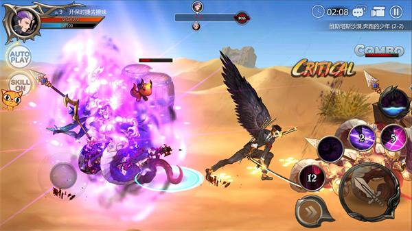 魔塔与英雄剑士一般技能和必杀技能详解