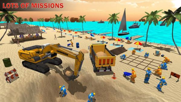 海边房屋建筑游戏手机版图2