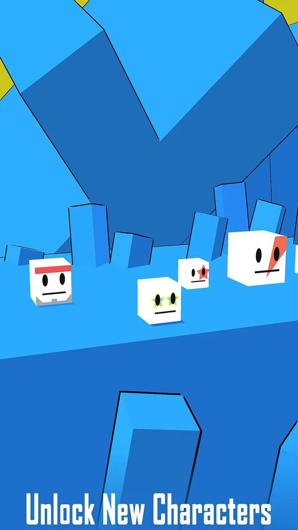 躲避方块君游戏安卓正式版图2