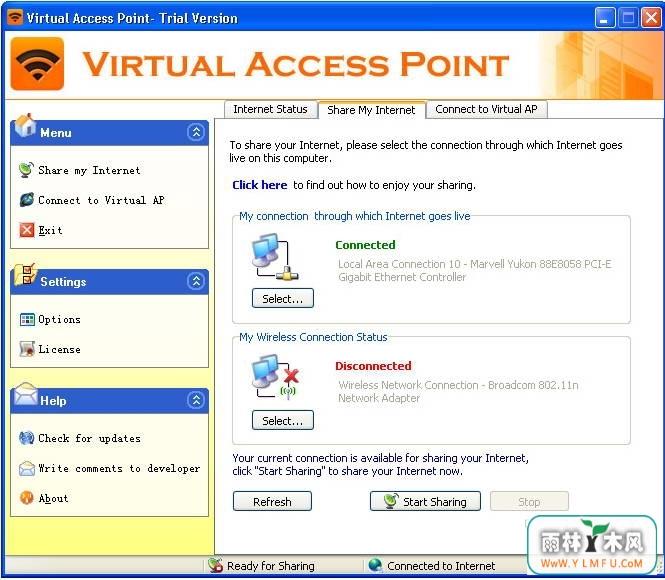 Virtual Access Point(wifi热点)下载V5.6官方版
