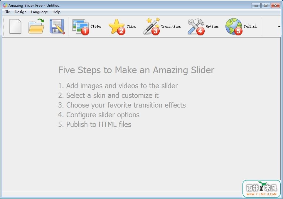 Amazing Slider(網頁制作軟件 制作網頁軟件) V6.5官方下載