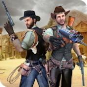 西部牛仔射击app