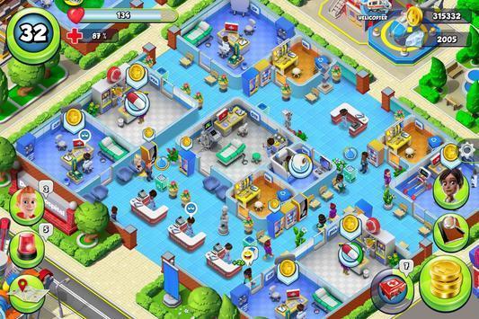 医院经理模拟器游戏