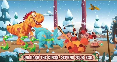 恐龙保卫战游戏下载