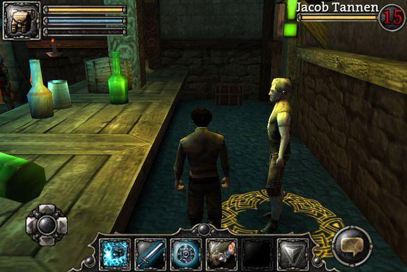 阿尔龙:剑影游戏