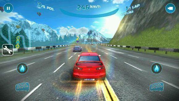 狂野飙车氮气加速最新版下载 狂野飙车氮气加速最新版