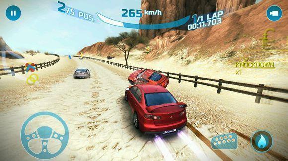狂野飙车氮气加速汉化版下载 狂野飙车氮气加速最新版