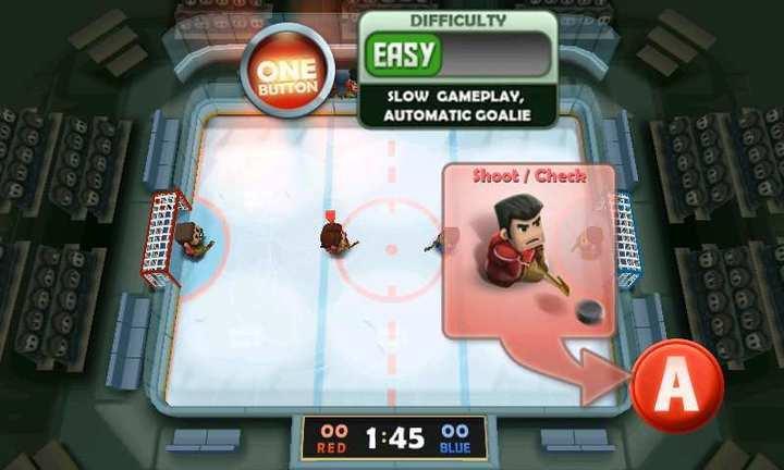 冰球对战完整版