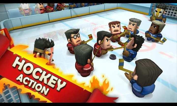 冰球对战修改版