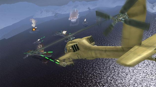 武装直升机3D手游