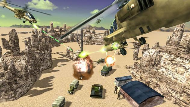 武装直升机3D游戏