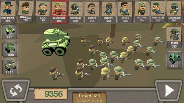 战斗模拟器:第一次世界大战 安卓版