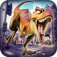 恐龙狂奔游戏