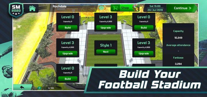 足球经理2020安卓汉化版