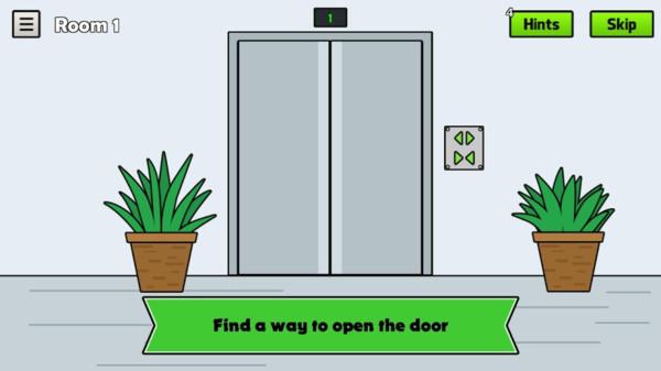 房门谜题密室逃脱游戏最新官方安卓版