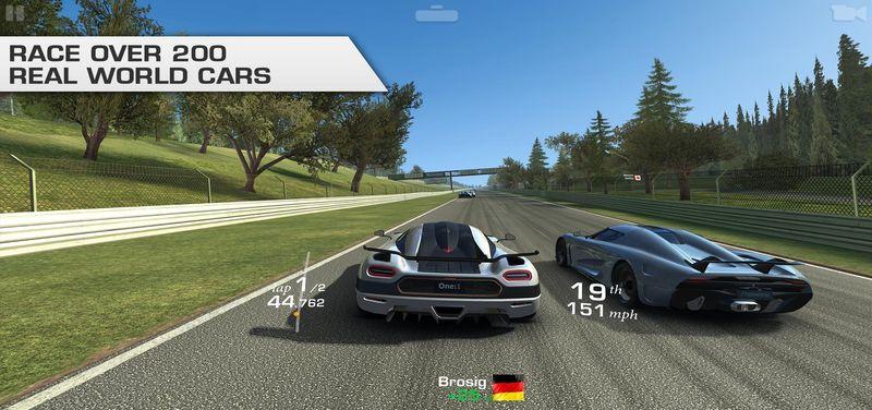 真实赛车3游戏官方下载