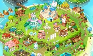 动物营地:度假村的故事中文版