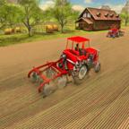 拖拉机农业模拟器3D