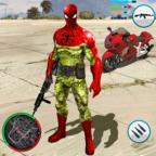 陆军蜘蛛绳英雄犯罪v