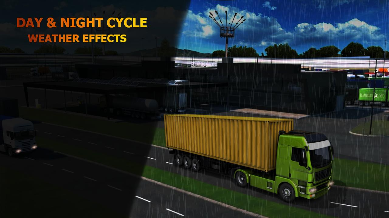 絲綢之路卡車模擬器