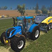 拖拉機耕種模擬器2020