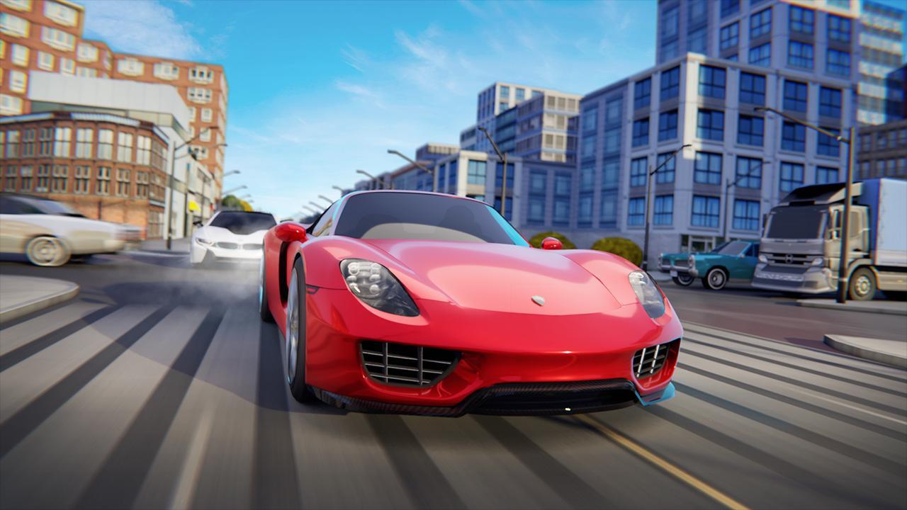 加速驾驶模拟器app