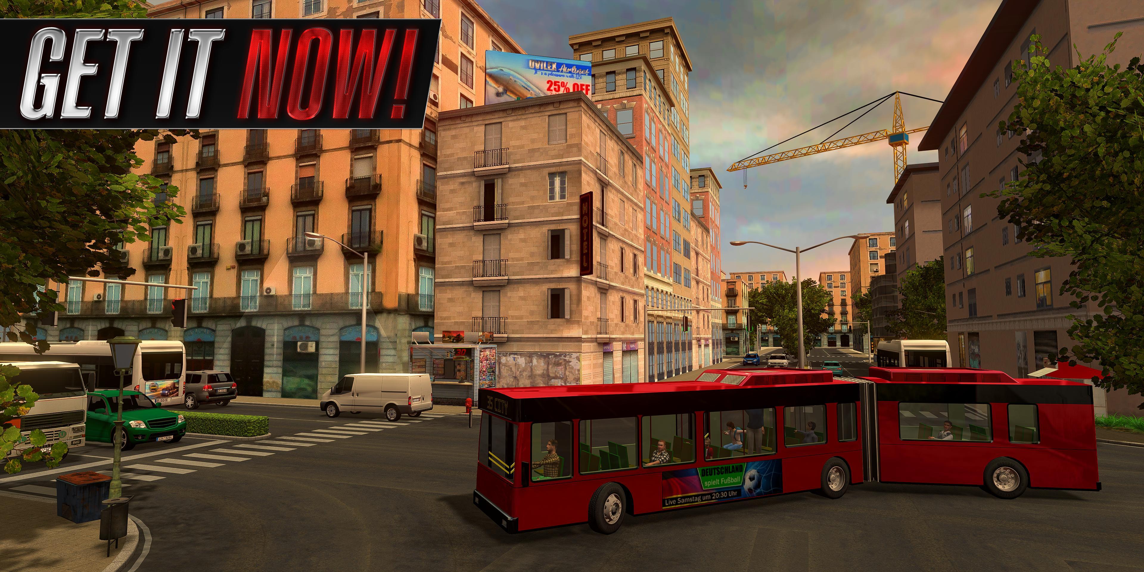 模拟巴士破解版下载