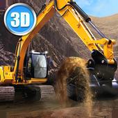 建筑挖掘机模拟器强加班