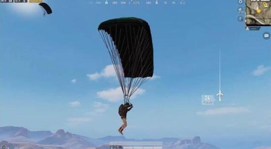 和平精英怎么快速跳伞