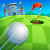 復古迷你高爾夫球