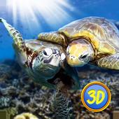 海龜模擬器3D