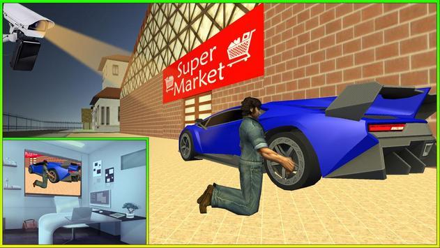 虚拟小偷模拟器