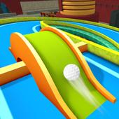 明星街機迷你高爾夫球3D城官方版