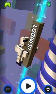 攀爬机器人