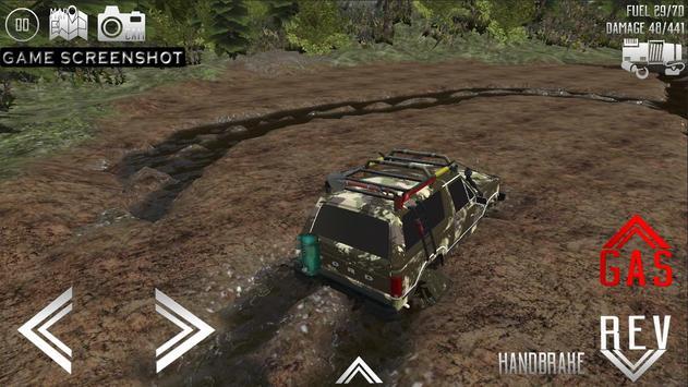 4X4驱动越野车模拟器安卓版