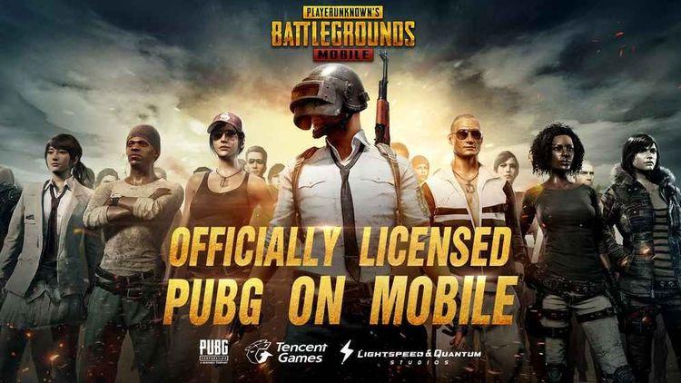 PUBG Mobile国际服下载图