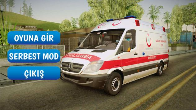 救护车模拟器手机版
