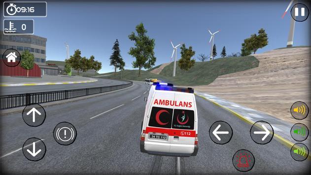 救护车模拟器内购版