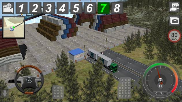 奔驰卡车模拟app