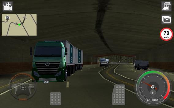 奔驰卡车模拟机版下载