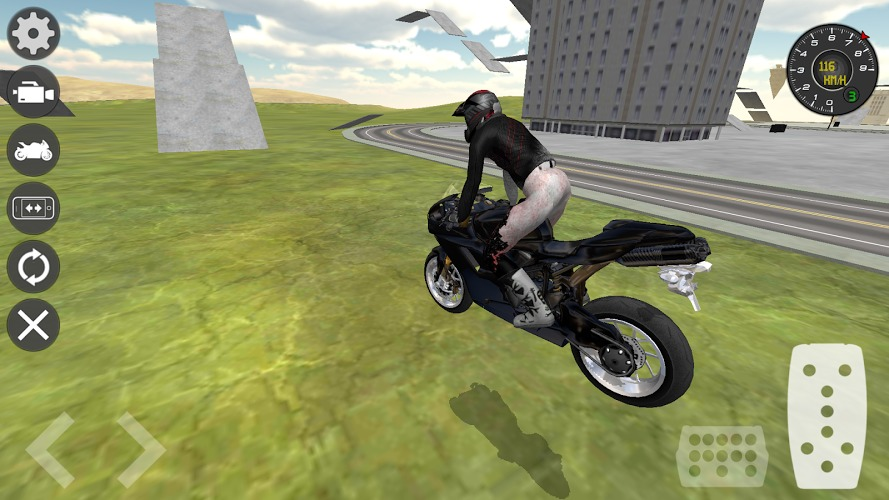 极速摩托驾驶员官方版v下载