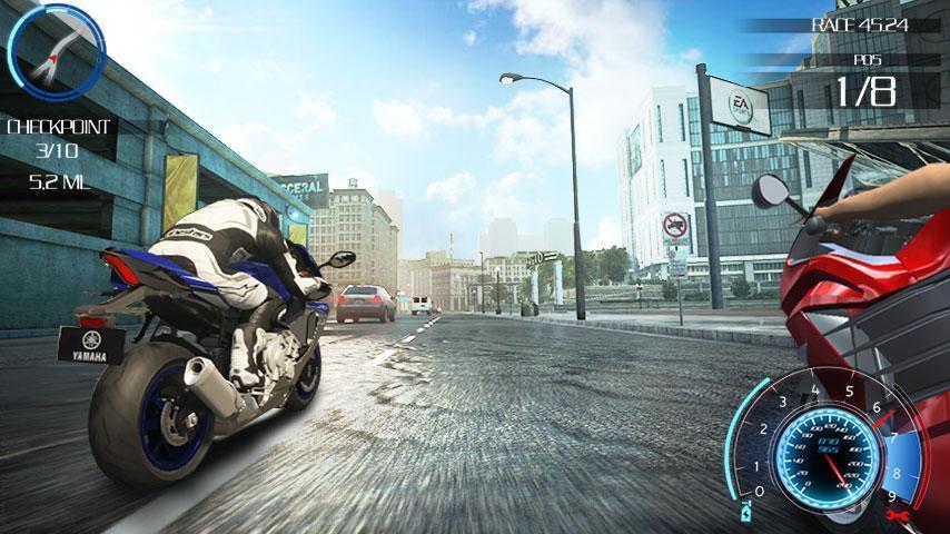 竞速摩托3D