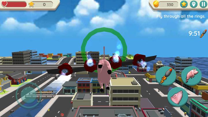 疯狂小猪模拟器中文版