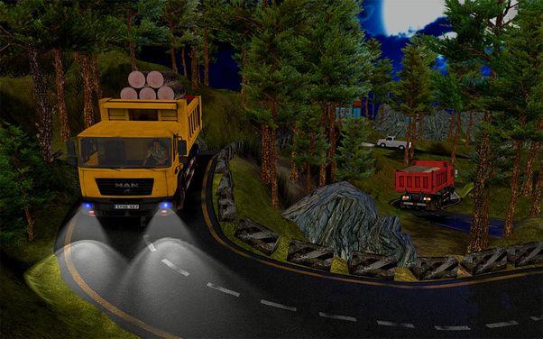 运输卡车司机手机版